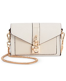 Elle Padlock Chain Crossbody