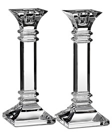 "Treviso 8"" Set of 2 Candlesticks"