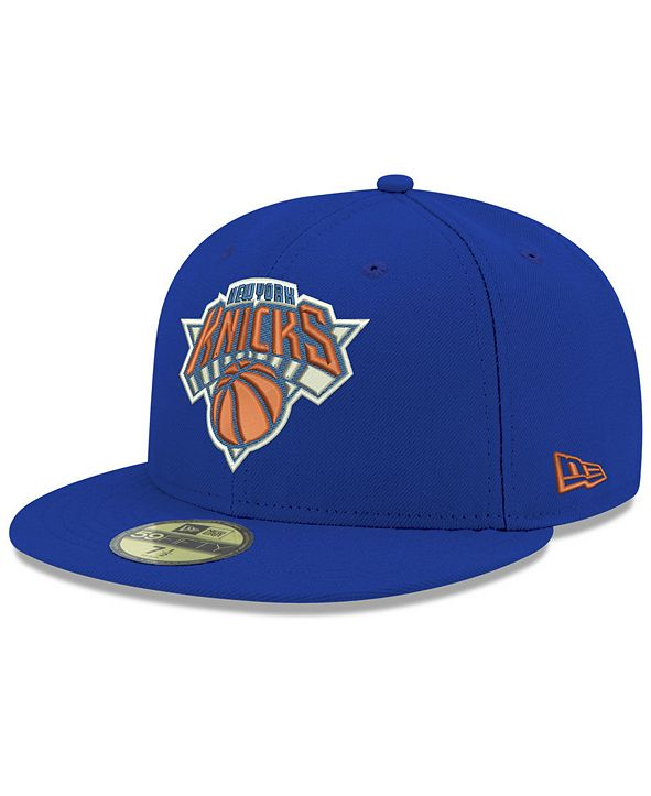 New Era New York Knicks Basic 59FIFTY Fitted Cap