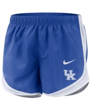 Nike Women's Kentucky Wildcats Tempo Shorts