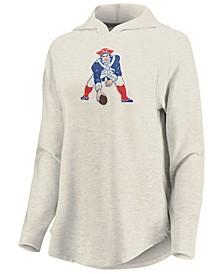 Women's New England Patriots French Terry Pullover