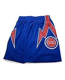 Men's Detroit Pistons Swingman Shorts