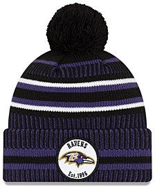 Baltimore Ravens Home Sport Knit Hat