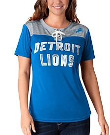 Women's Detroit Lions Wildcard Jersey T-Shirt
