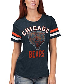 Women's Chicago Bears Extra Point T-Shirt