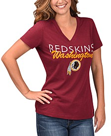 Women's Washington Redskins Teamwork T-Shirt
