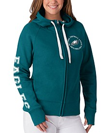 Women's Philadelphia Eagles Fanfare Hoodie