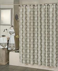 Twilight Hevy 3D Jacquard Shower Curtain