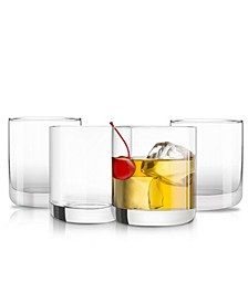 Nova Whiskey Glasses Set of 4