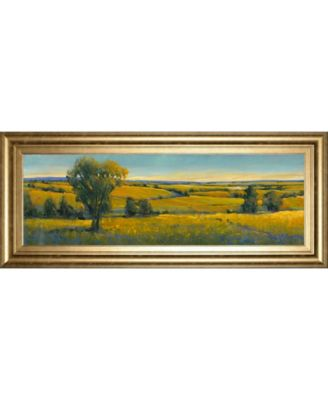 """Picturesque Scene I by Tim Otoole Framed Print Wall Art, 18"""" x 42"""""""