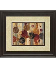 "Pendulum by Sylvia Vassileva Framed Print Wall Art, 34"" x 40"""