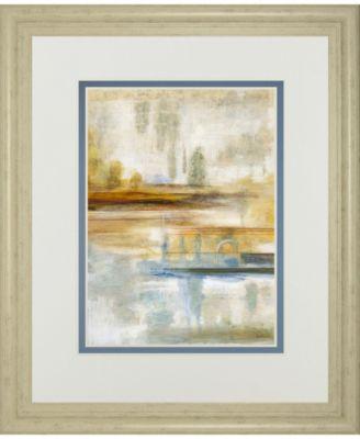 "Earthscape II by Augustine Framed Print Wall Art, 34"" x 40"""
