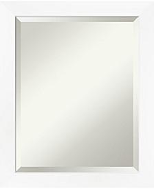 "Cabinet Framed Bathroom Vanity Wall Mirror, 19.25"" x 23.25"""