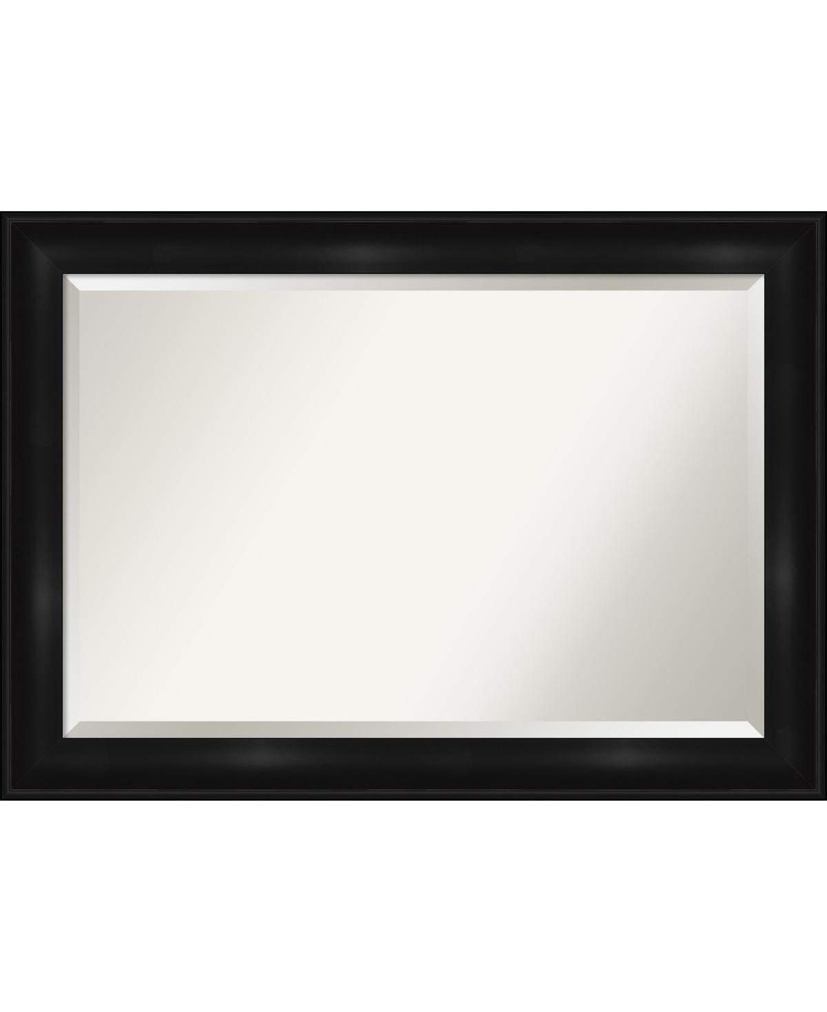 Amanti Art Grand Framed Bathroom Vanity Wall Mirror, 41.75