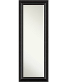 """Colonial on The Door Full Length Mirror, 19.75"""" x 53.75"""""""