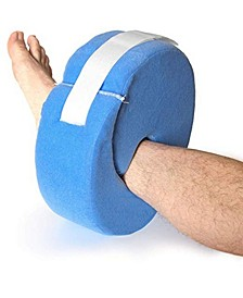 Contour Foot Elevator Foam Leg Rest Cushion Pillow with Adjustable Hook and Loop to Relieve Pressure on The Foot and Ankle