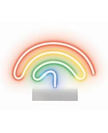 Rainbow Neon Desk Lamp
