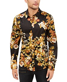 Men's Luxe Lost Angels Floral Shirt