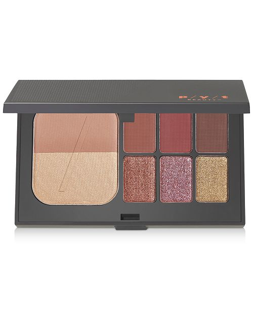 P/Y/T Beauty Day to Night Eyeshadow Palette / Warm