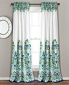 Clara Bohemian Print Curtain Collection