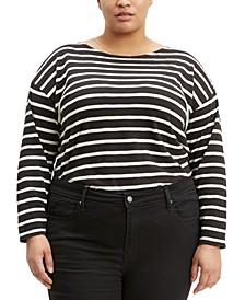 Trendy Plus Size Cora Sailor T-Shirt