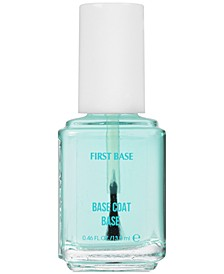 nail care, first base basecoat
