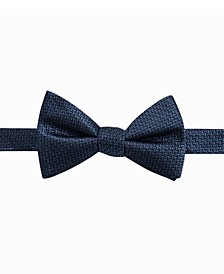 Men's Kent Unsolid Pre-tied Silk Bow Tie, Created for Macy's