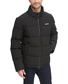 Levi's® Men's Colorblocked Quilted Puffer Jacket