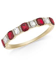 Multi-Stone Bangle Bracelet, Created For Macy's