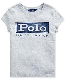 Big Girl's Logo Cotton Jersey T-Shirt