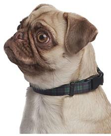 Scottish Plaid Dog Collar