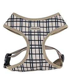Freedom Plaid Dog Harness