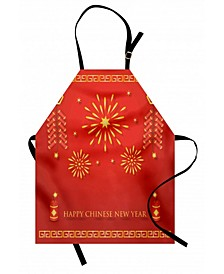 Chinese New Year Apron
