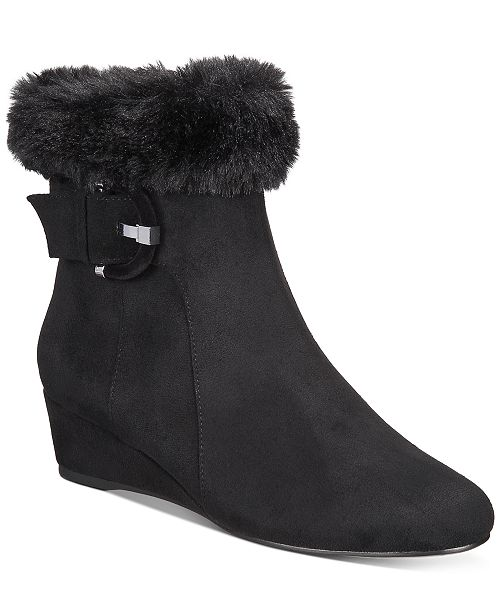 Impo Gilmore Wedge Booties