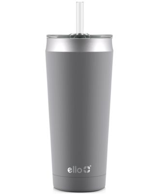 Beacon Stainless Steel Coffee Tumbler, Gray