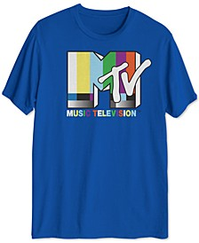 MTV Retro Men's Graphic T-Shirt