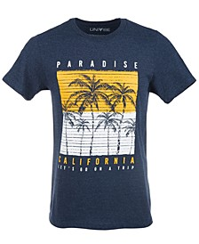 Men's Paradise California Graphic T-Shirt