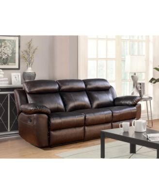 Kamryn Leather Recliner