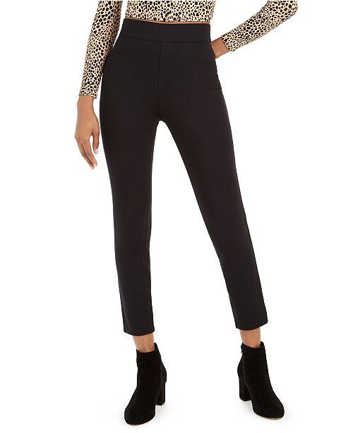 SPANX Petite The Perfect Black Pant Ponté-Knit Pants
