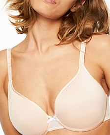 Women's Full Figure Ideal Back Smoothing Bra 1951, Online Only