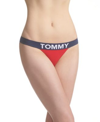 Tommy Hilfiger Womens Thong