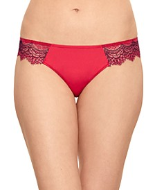Wink Worthy Lace-Sides Thong Underwear 976221