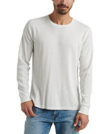 Lucky Brand Men's Nep Thermal-Knit T-Shirt