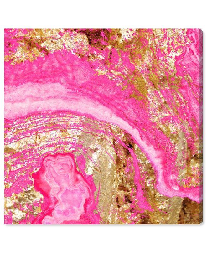 "Oliver Gal Acai Seeds Canvas Art, 16"" x 16"""