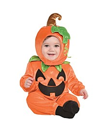 Infant Boys and Girls Cute As A Pumpkin Costume