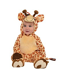 Infant Boys and Girls Junior Giraffe Costume