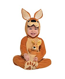 Infant Boys and Girls Jumpin' Joey Kangaroo Costume