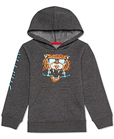 Little Boys Tiger Chomp Hoodie