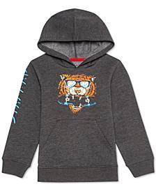 Toddler Boys Tiger Chomp Hoodie