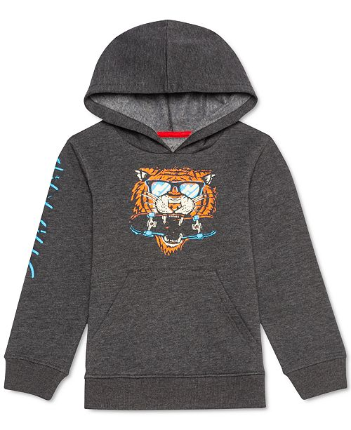 Jem Toddler Boys Tiger Chomp Hoodie